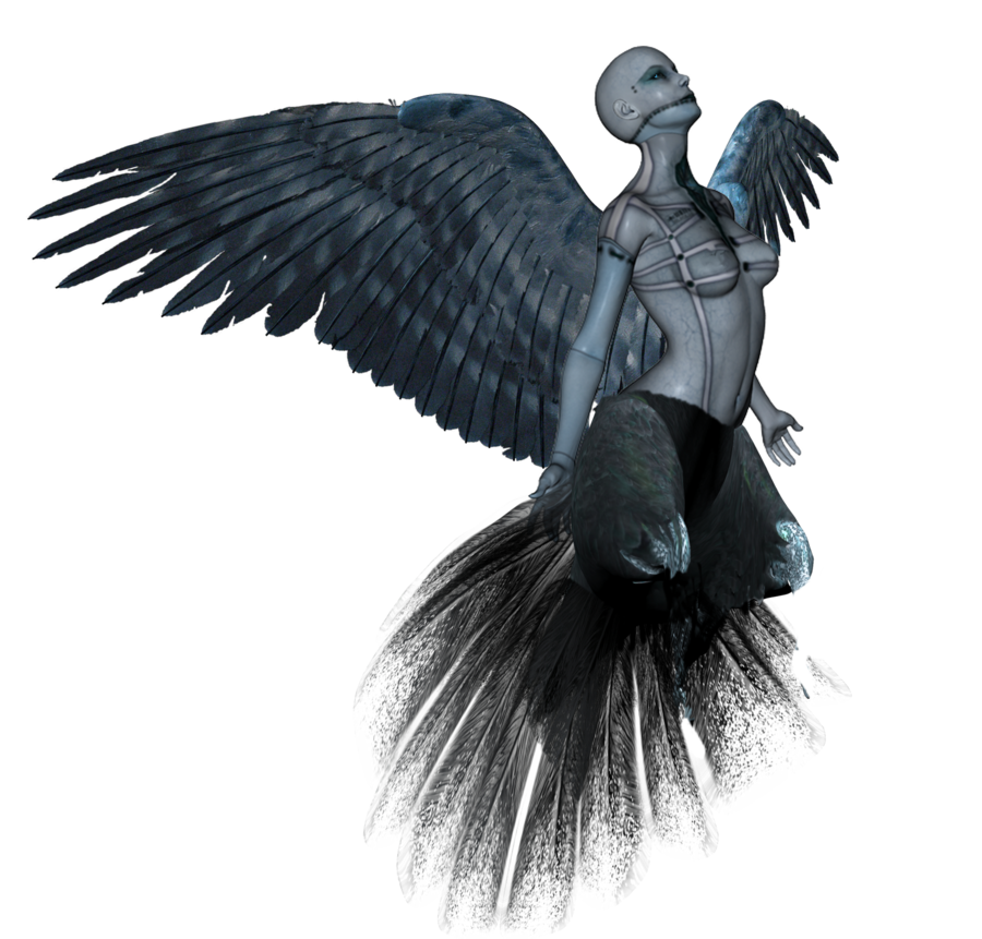 Flying angels png. Creature of flight by