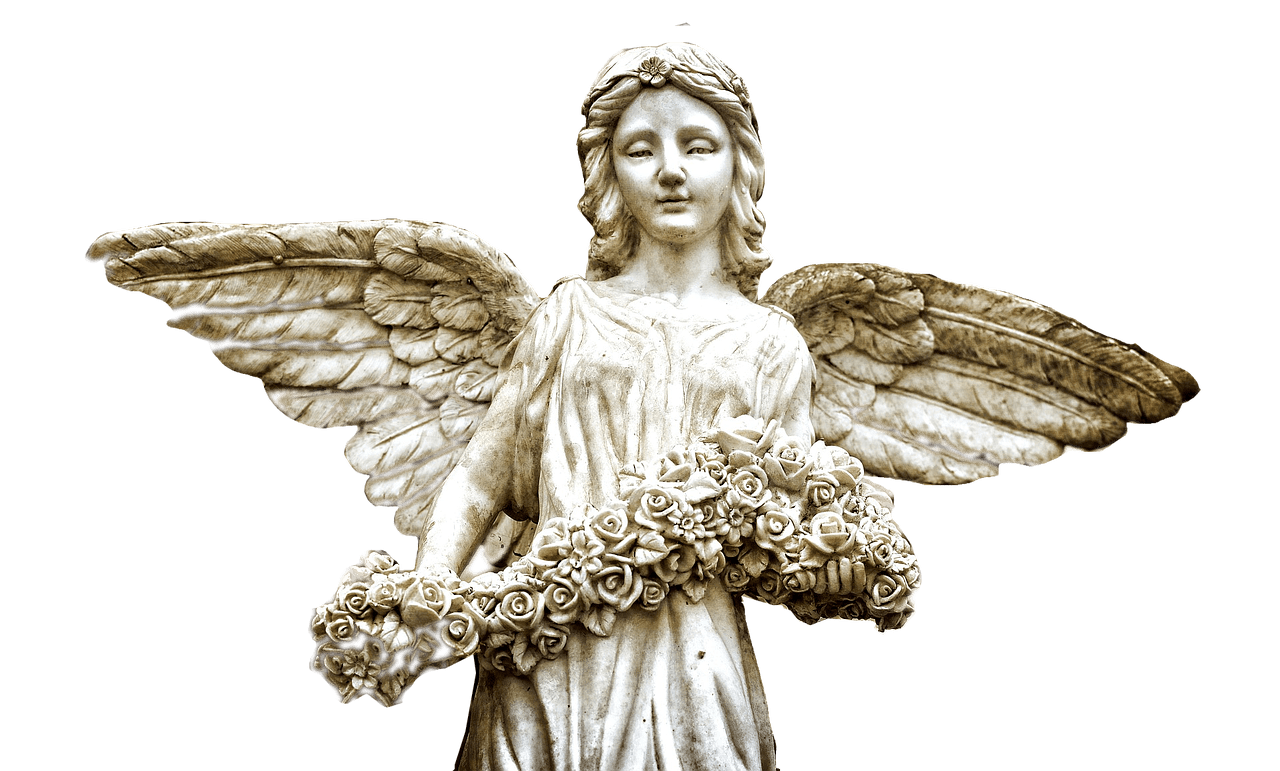 Png angels clear background. Statue angel transparent stickpng