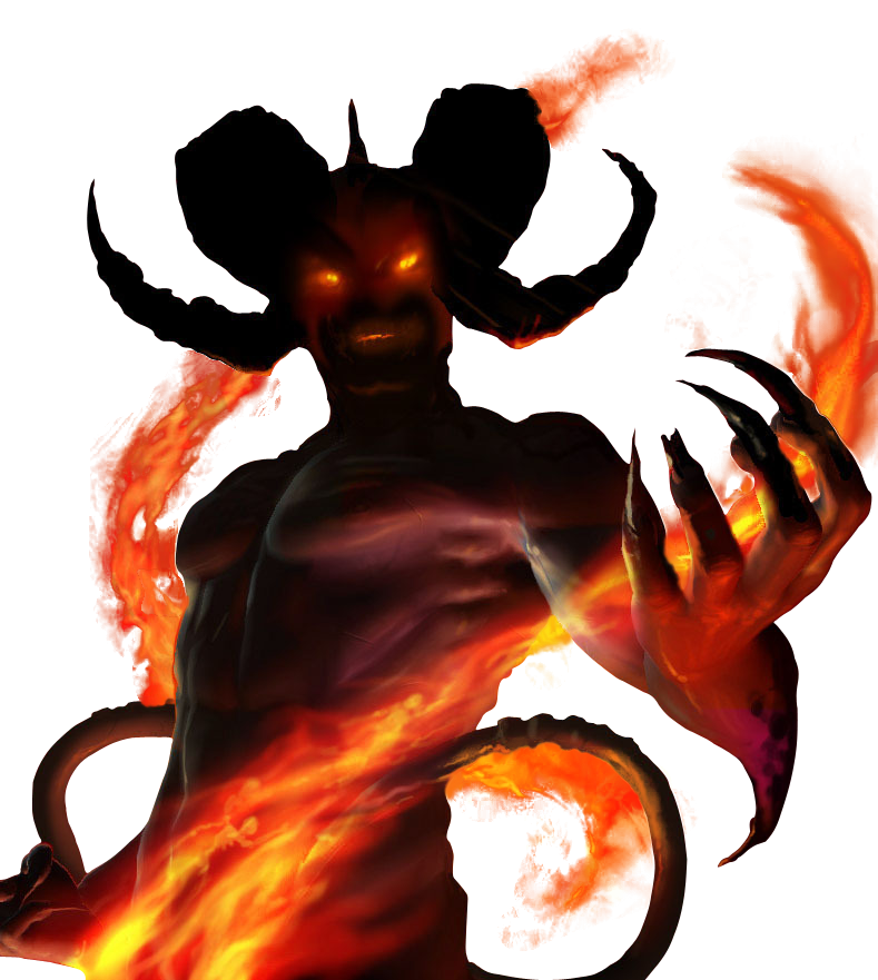 Angels and demons png. Demon image purepng free