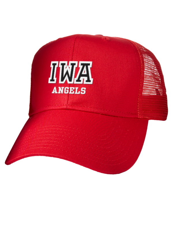 Angels hat png. Incarnate word academy hats