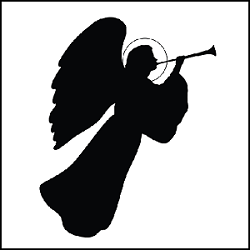 Angels clipart multitude. Quietly calmly and with