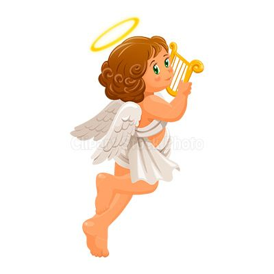 Angels clipart small angel. Clip art christmas free
