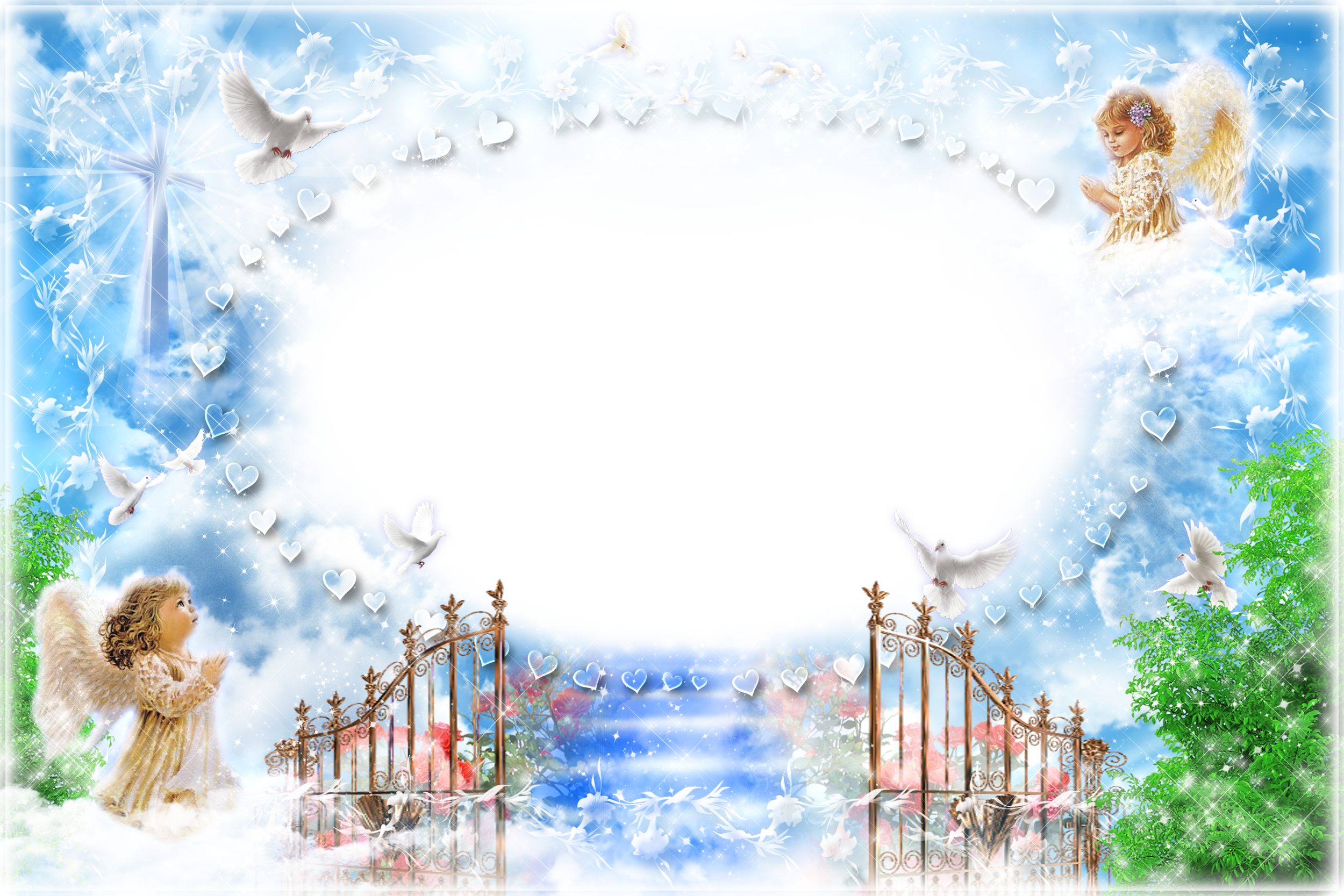 heaven gates png