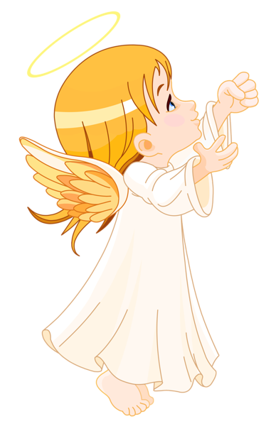 Angel .png. Cute little large size