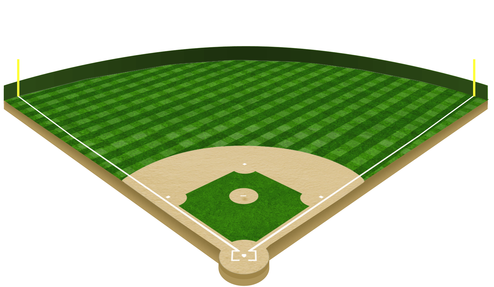baseball field png