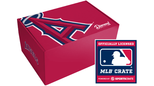 Angels mlb png. Los angeles diamond crate