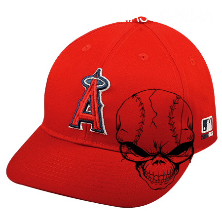 Elias pereira anaheim official. Angels mlb png clip art royalty free