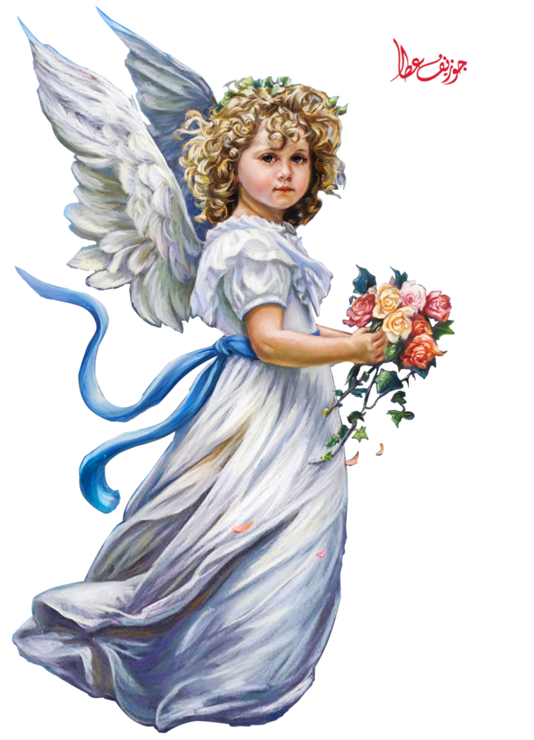 Angels png. Sandra kuck by joeatta