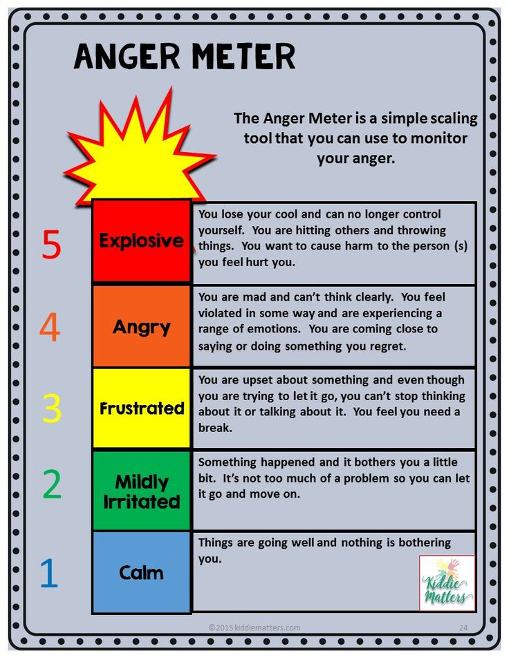 Angry kid with test. Anger clipart anger management graphic download