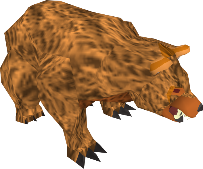 Angry bear png. Runescape wiki fandom powered