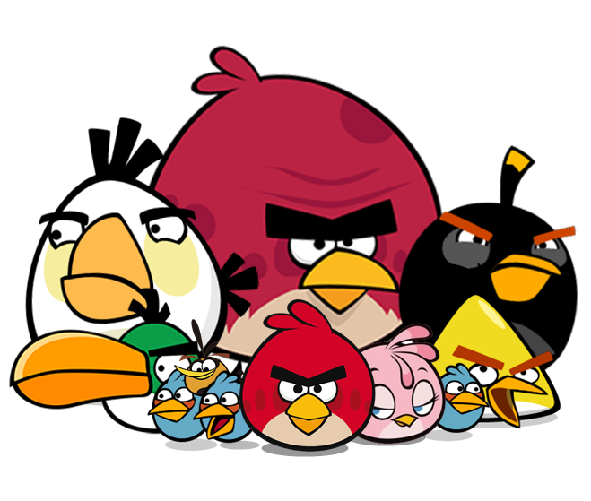 Angry birds png. Image the flock roleplay