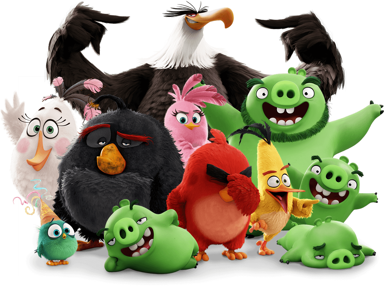 Angry birds movie png. Image