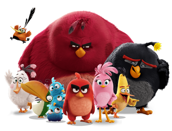 Angry birds movie png. Flock by jeremiekent on