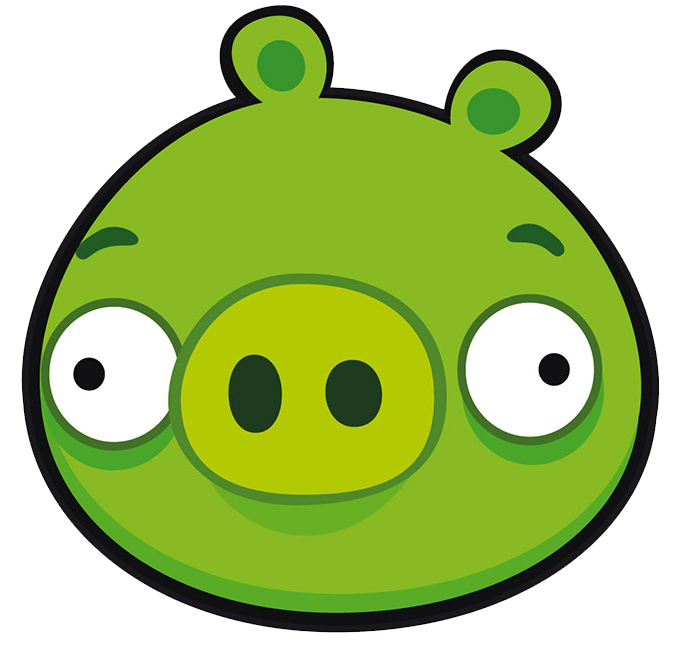 Angry birds pig png. Image minion copy wiki
