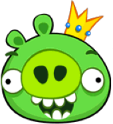 angry birds pig png