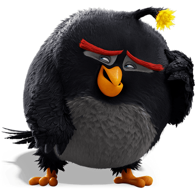 Angry birds png. Transparent images stickpng bomb