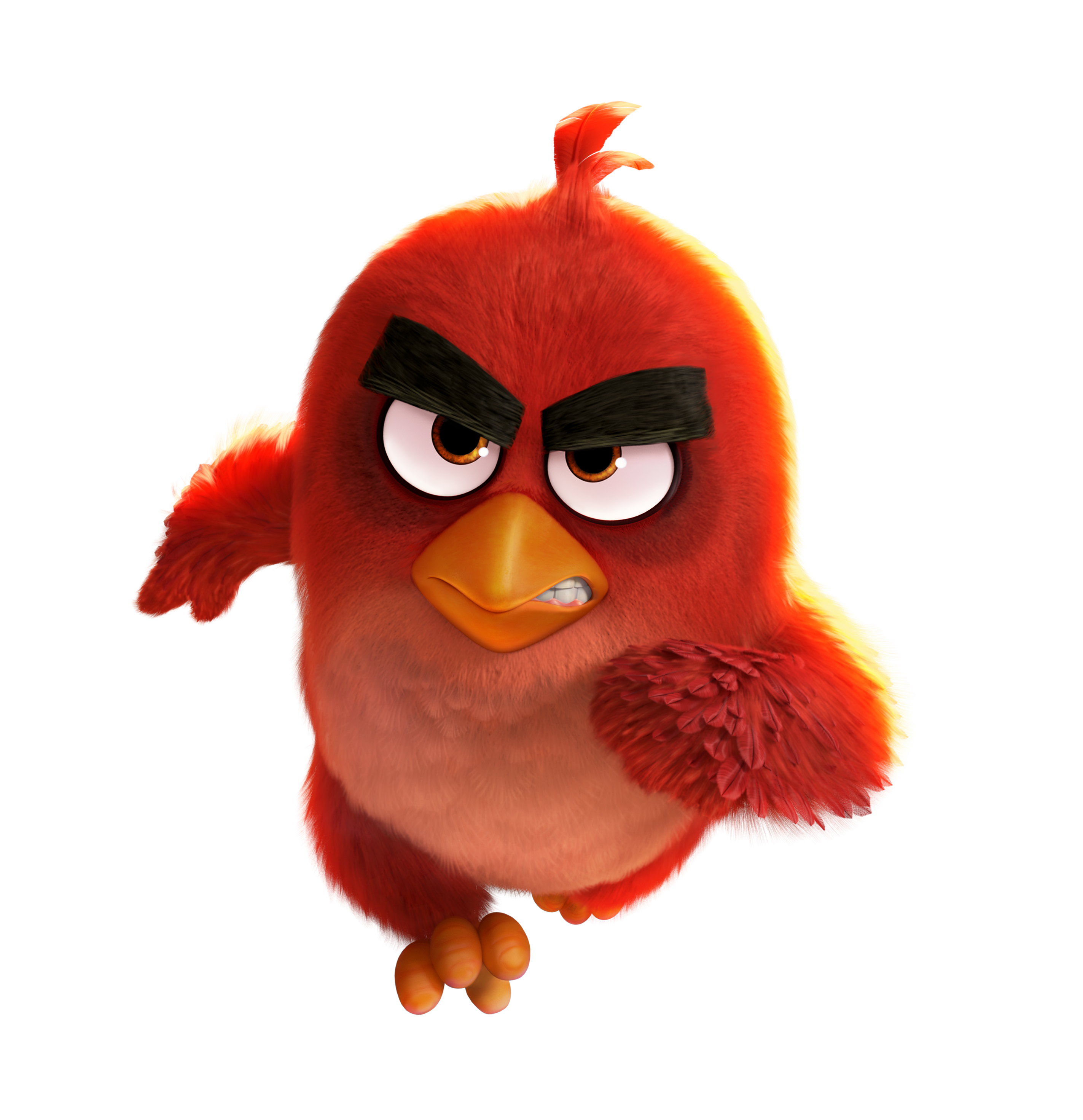 Angry birds red png. The movie transparent image