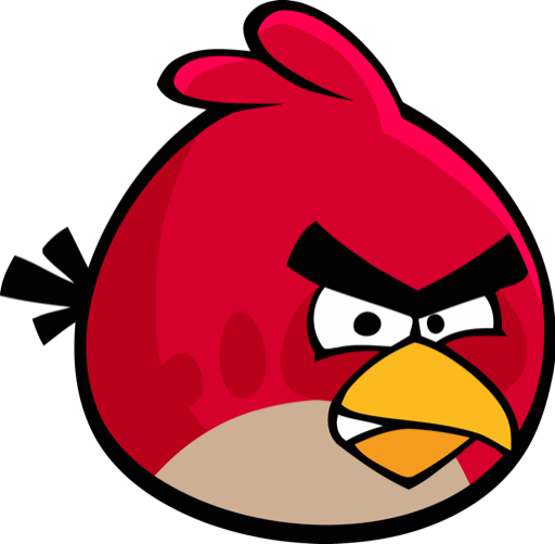 Angry birds red png. By femfoyou bird icon