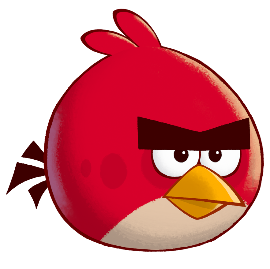 Angry birds red png. Image wiki fandom powered