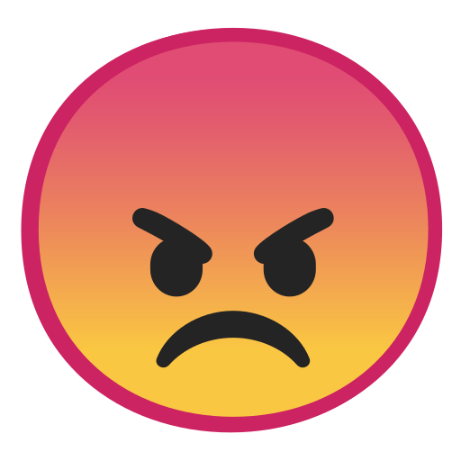 Angry Face Emoji Transparent Png Clipart Free Download Ya Webdesign