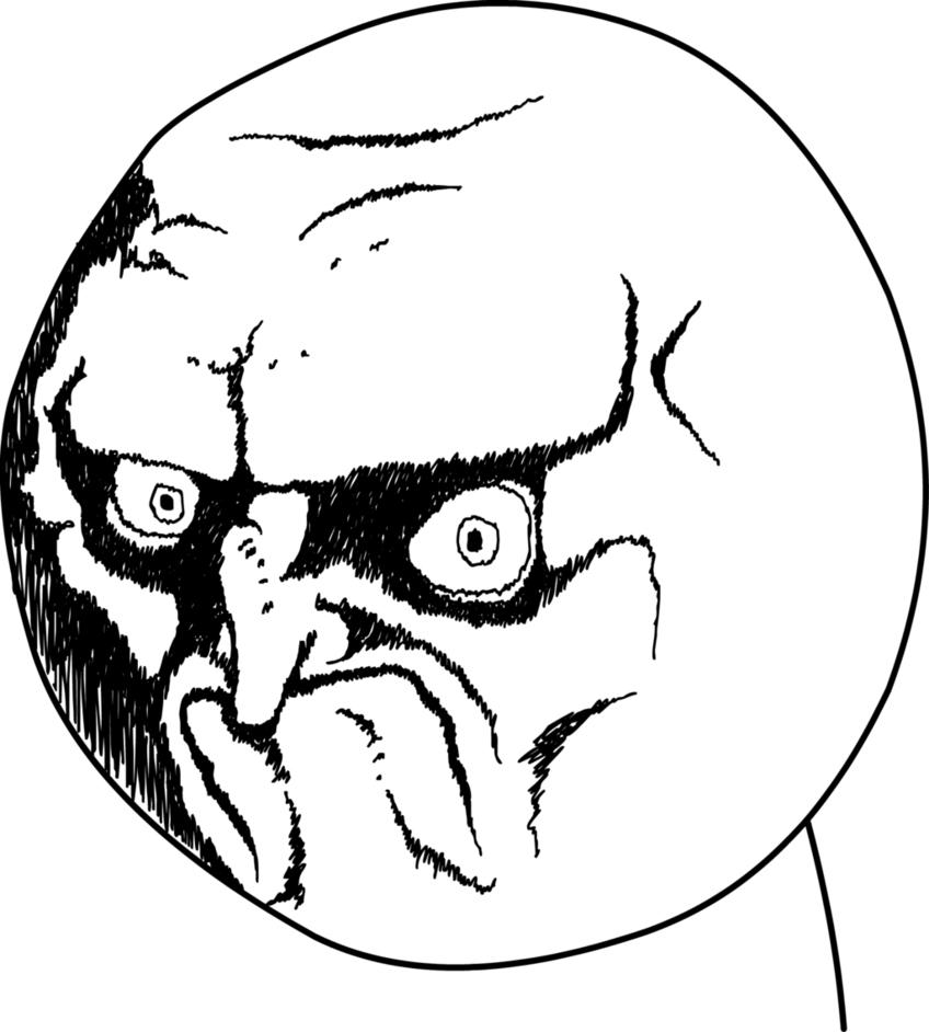 No face in hd. Rage comic faces png png free download
