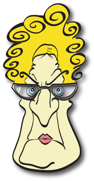 collection of clipart. Angry grandma png clip royalty free