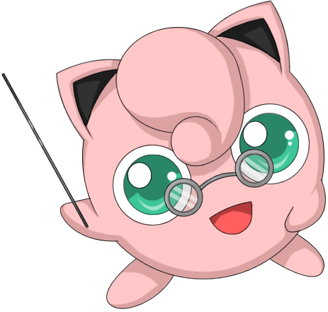 Angry jigglypuff png. Teacher by pikangie on