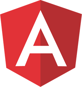 Angular svg. Logo vector free download
