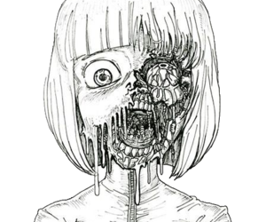 15 Drawing Creepy Anime For Free Download On Ya Webdesign