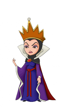 Anima drawing evil. How to draw queen