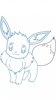 Anima drawing simple. How to draw pokemon