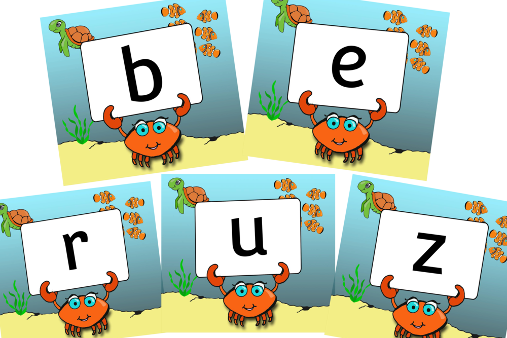 Animal alphabet png. Free sea early years