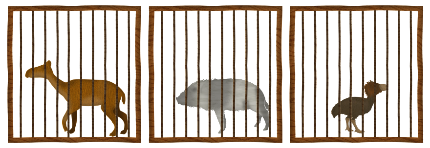 Animal cage png