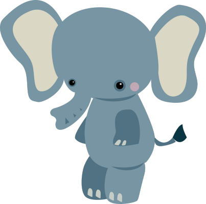 Animal clipart png. Cute jungle animals hd