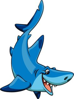 Animal clipart shark. Great white fluff favourites