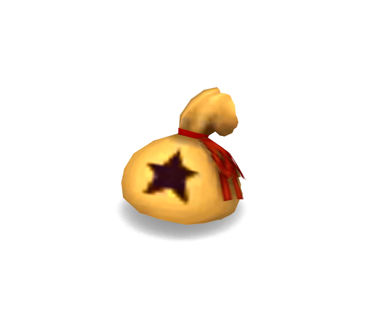 Animal crossing bell bag png. Mobile pocket camp the