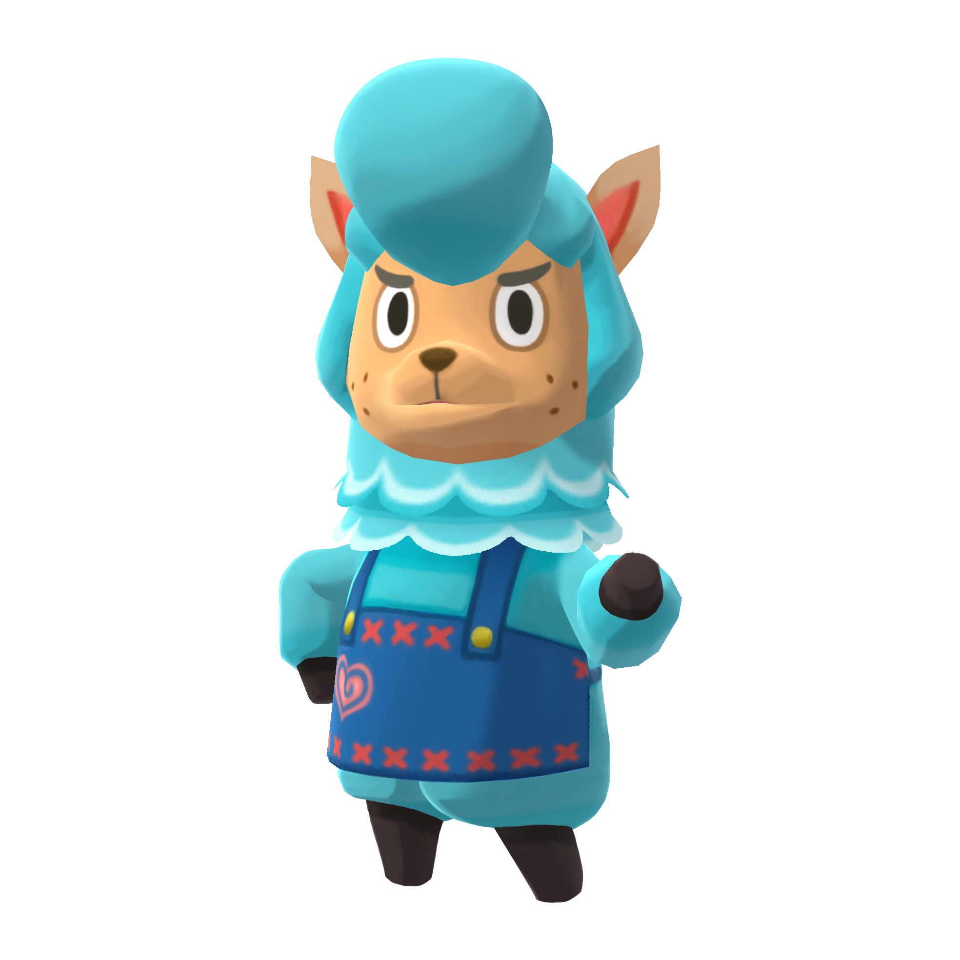 Animal crossing characters png. Image pocket camp character