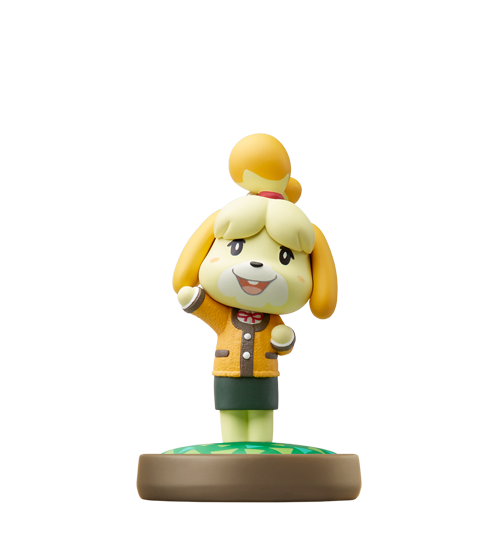 Animal crossing isabelle png. Image amiibo video games