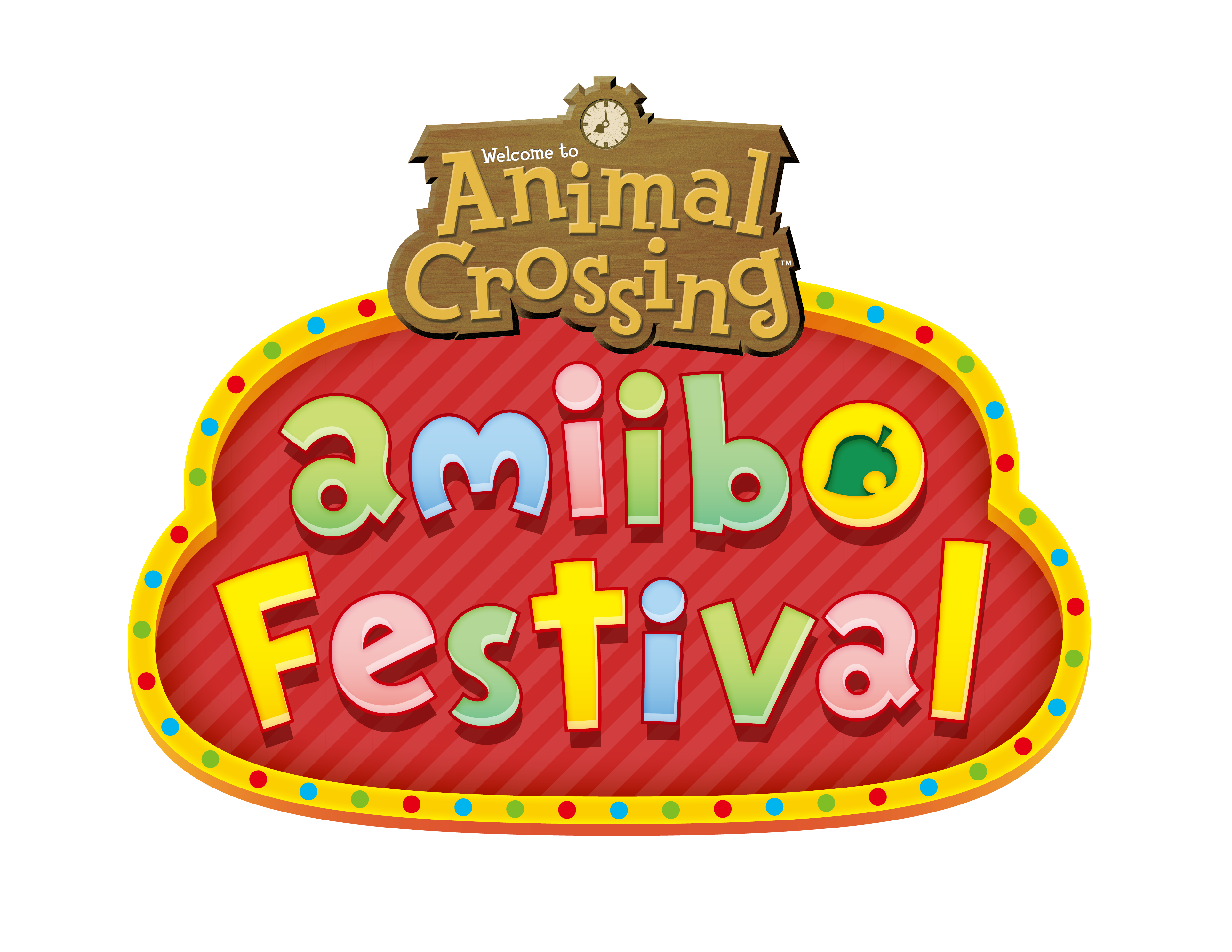 Animal Crossing New Leaf Logo Png Picture 383629 Animal