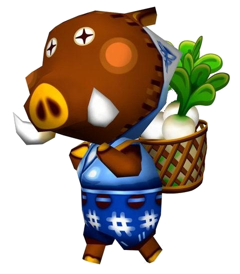 animal crossing bell bag png