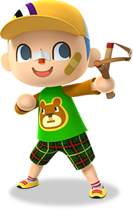 Animal crossing png. New leaf welcome amiibo