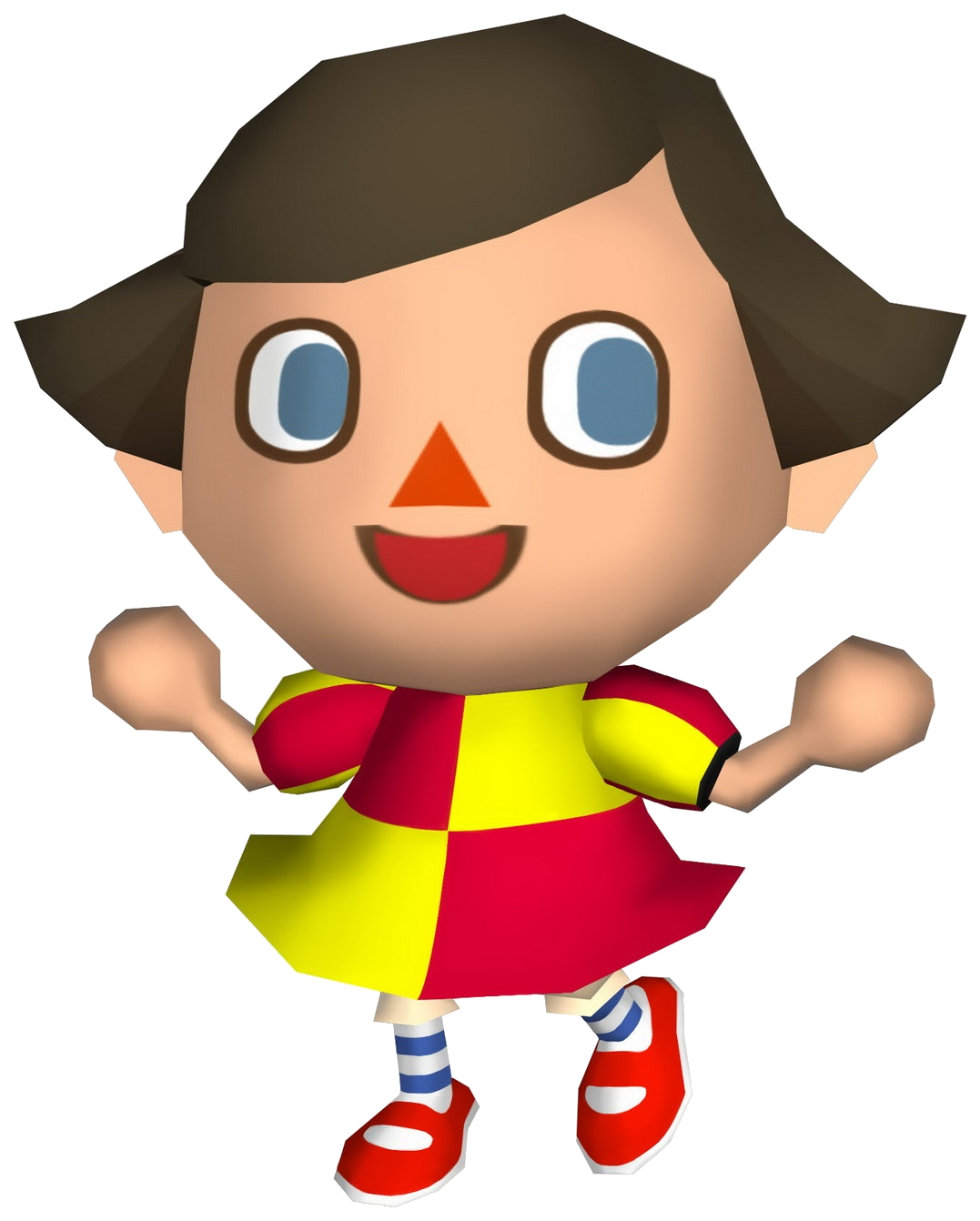 animal crossing villager png