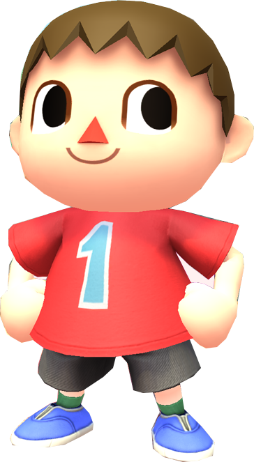 villager animal crossing png