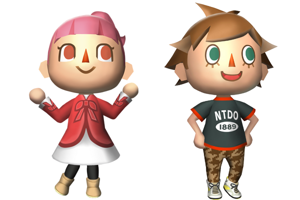 Animal crossing villager png. Links to city folk