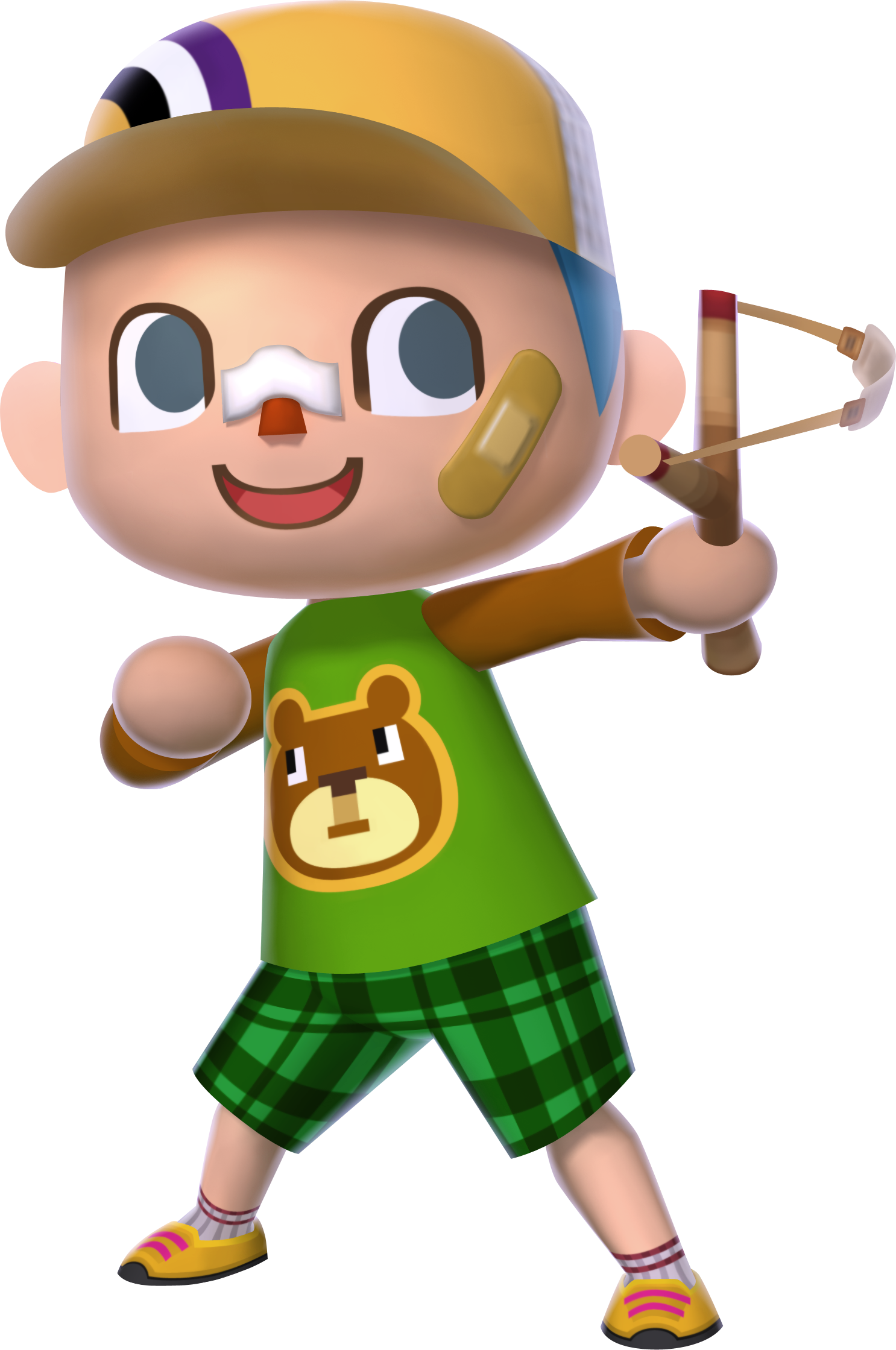 Animal crossing villager png. Image boy nintendo fandom