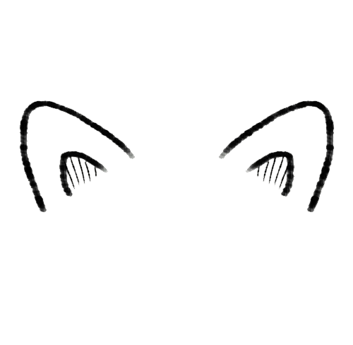 Animal ears png. Transparent tumblr