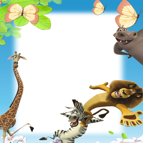 Cartoon frame png. Create funny photo with