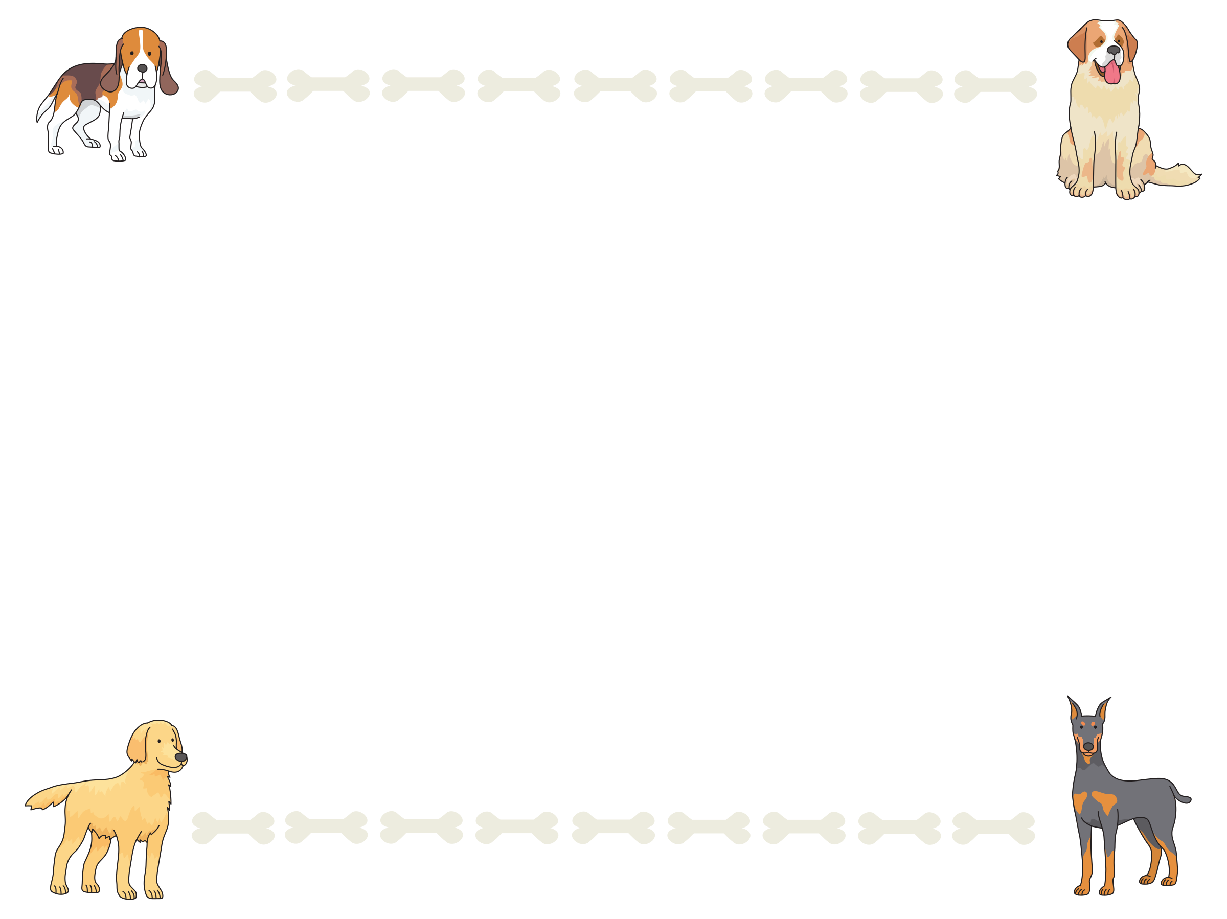 And bones icons free. Frame dogs png clip art transparent
