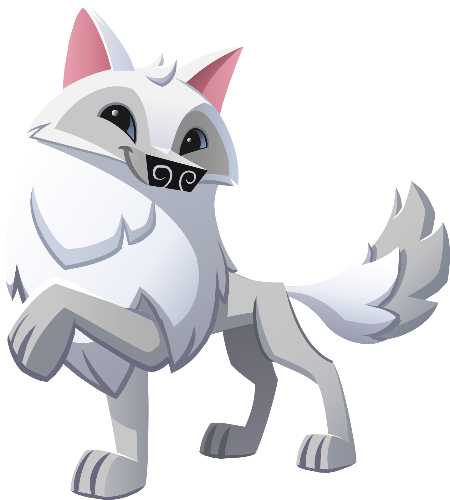 Animal jam arctic wolf png. Image graphic detailed wiki