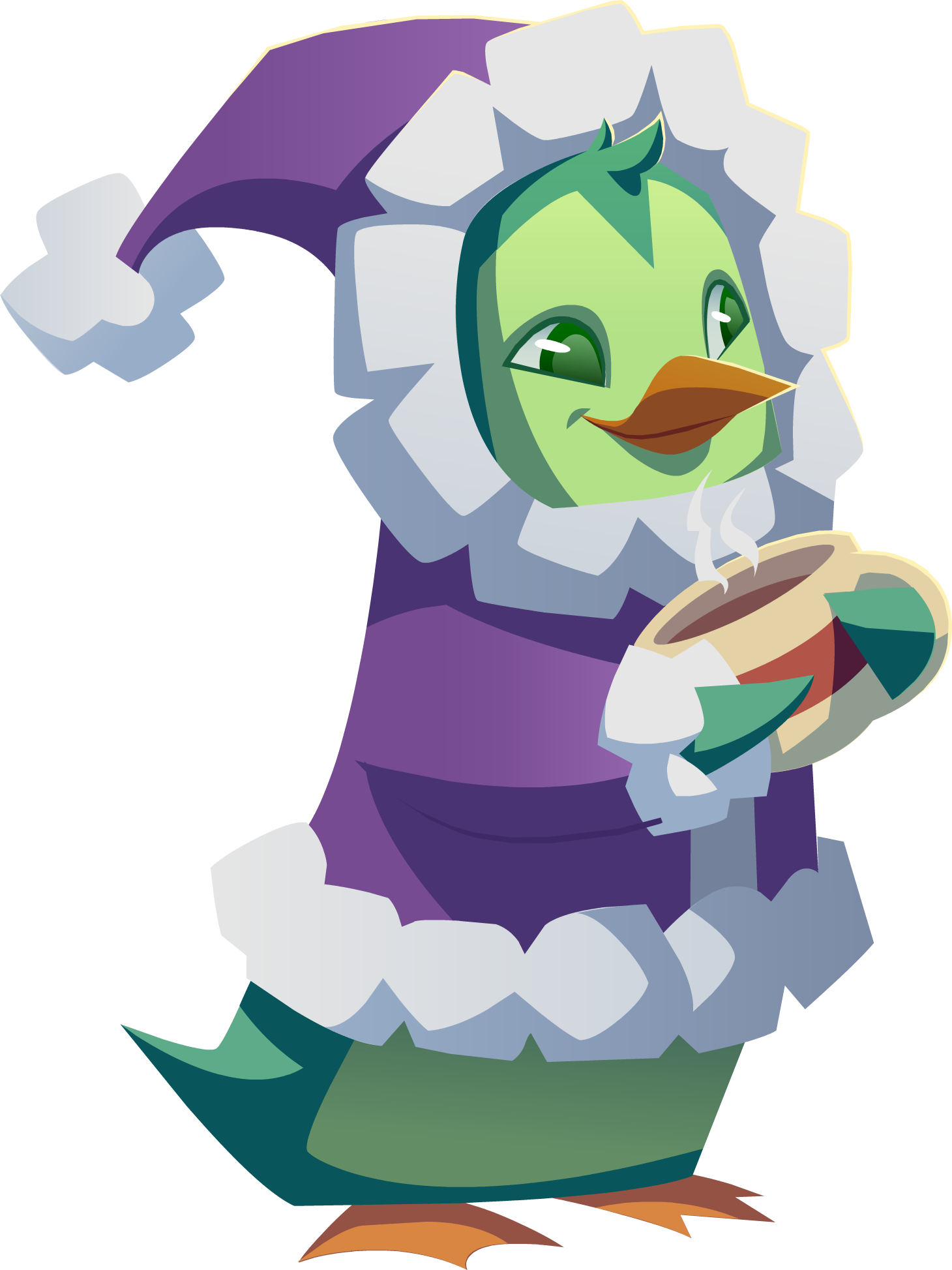 Animal jam png. Image cold penguin wiki